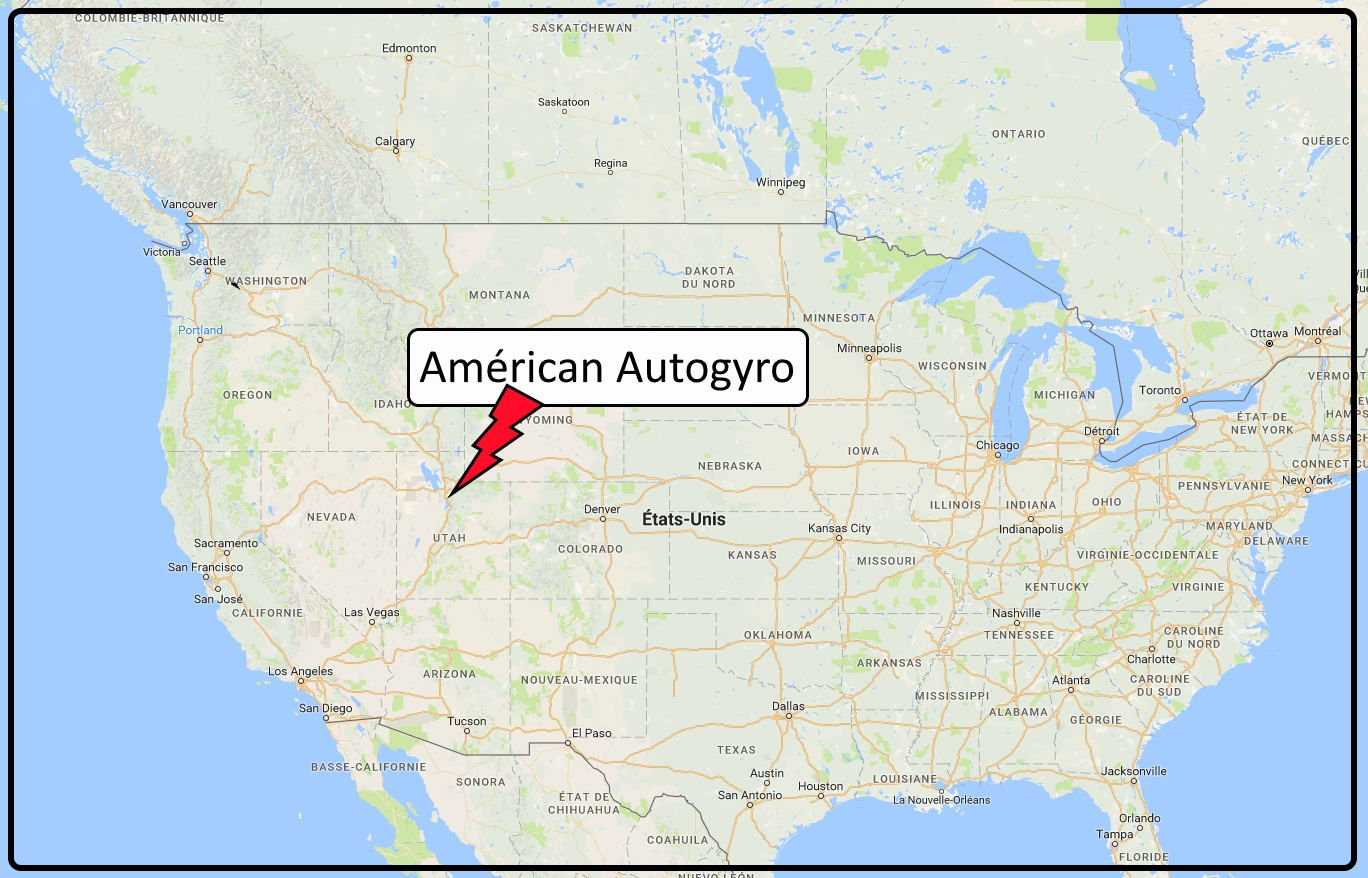 American autogyro
