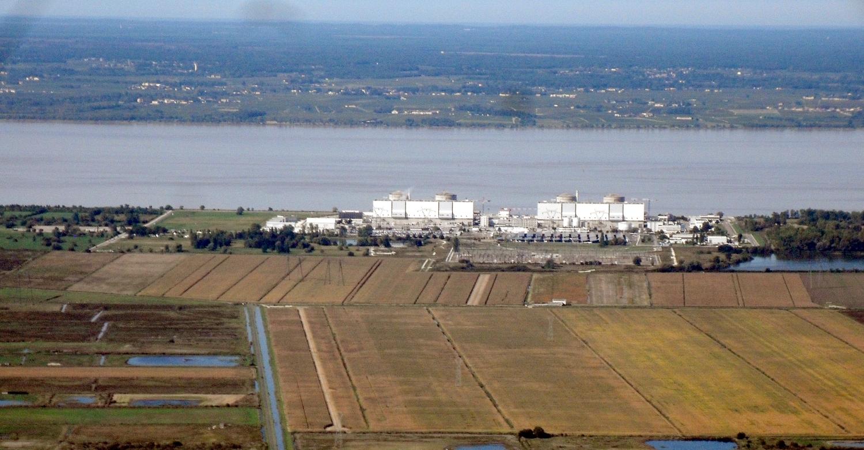 Centrale nucleaire du blayais
