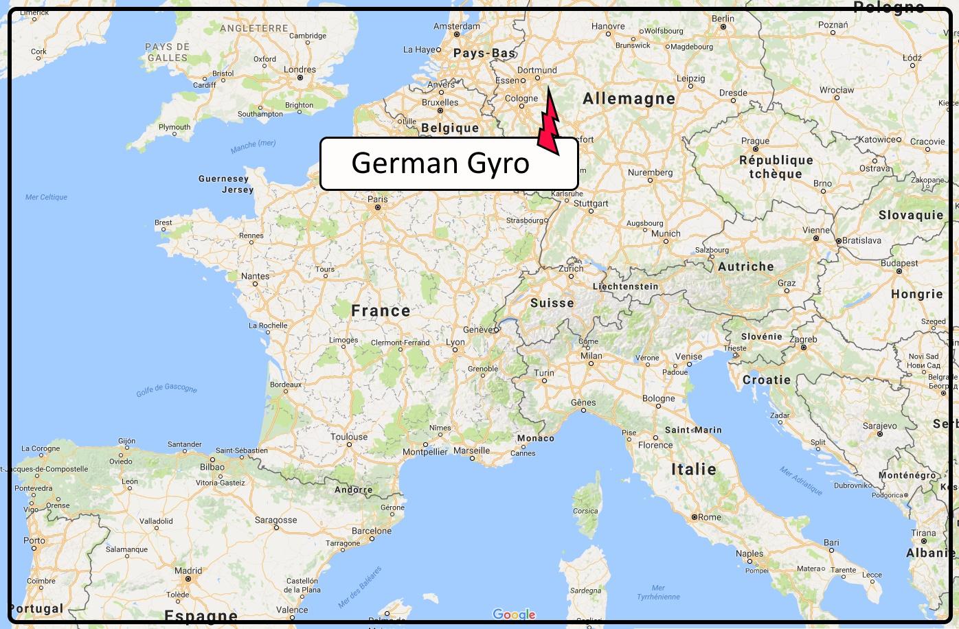 German gyro