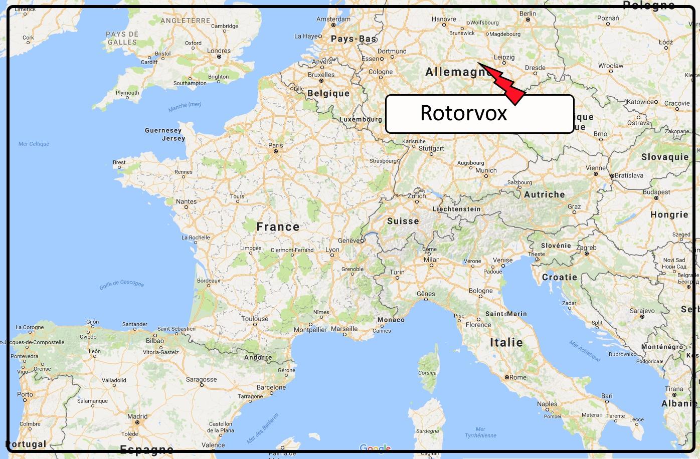 Rotorvox