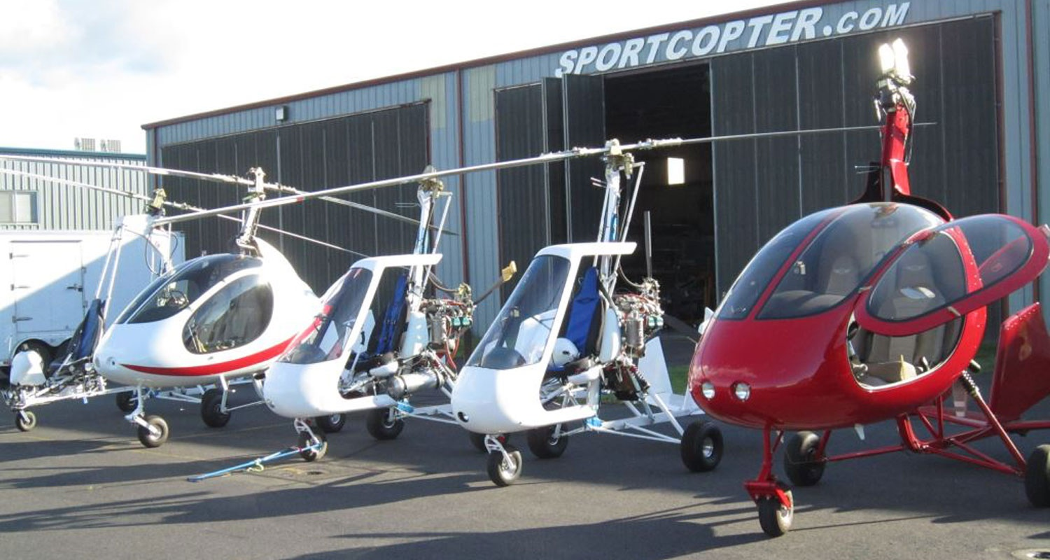 Sport copter2